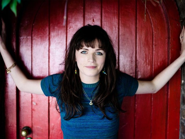 Aisling Bea, winner of Gilded Balloon's So You Think You're Funny? in 2012