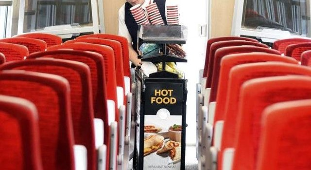 Rail Gourmet supplies train operators including LNER
