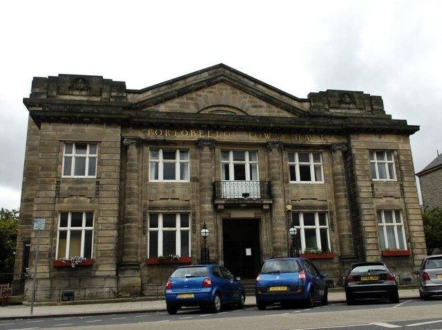 Decision looming: Portobello Town Hall