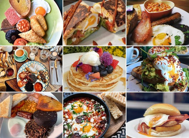 The best places to go for brunch in Edinburgh, as chosen by our readers