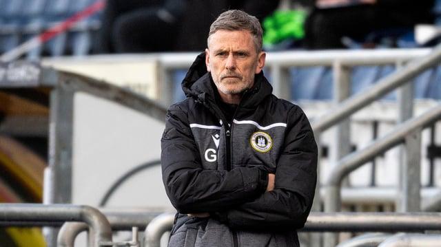 Edinburgh City manager Gary Naysmith.