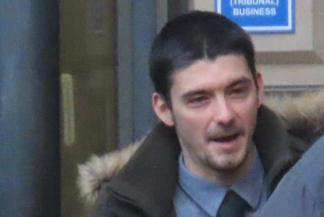 Perverted Ryan Miller photographed young girls in swimming pool changing room