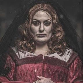 Mary Queen of Scots ready to terrify at new city show.