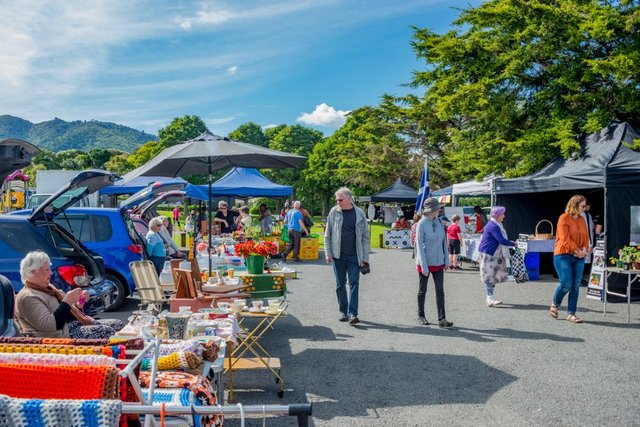 As the coronavirus pandemic took hold across the country, car boot sales were temporarily stopped (Photo: Shutterstock)