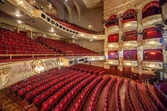 The King's Theatre in Edinburgh is due to welcome back audiences in July. Picture Mike Hume