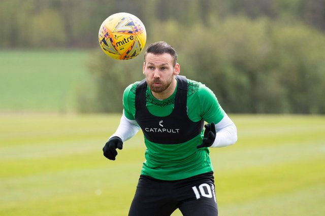 Martin Boyle could have some big decisions to make on his future this summer. Photo by Paul Devlin / SNS Group