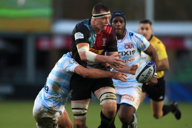 Edinburgh Rugby sign James Lang and Glen Young in double swoop | Edinburgh  News