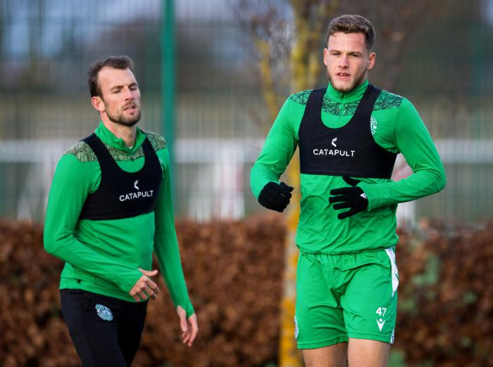 Hibs fitness update as extra precautions taken with Ryan Porteous