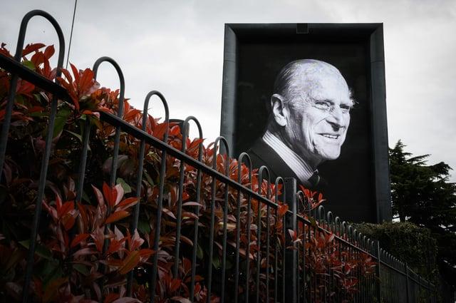 The Duke of Edinburgh's funeral will be very unusual.