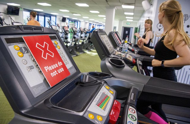The Royal College of Physicians of Edinburgh has said young people from deprived areas should be given free gym memberships after being impacted by the pandemic (Photo: Lisa Ferguson).