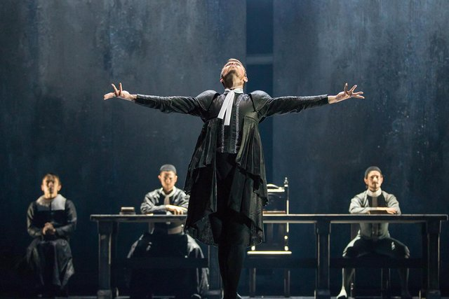 Scottish Ballet's production of The Crucible was staged at the Edinburgh International Festival in 2019. Picture: Andy Ross