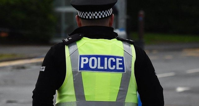 A driver has been arrested for allegedly travelling 20mph above speed limit in West Lothian while under the influence of drugs