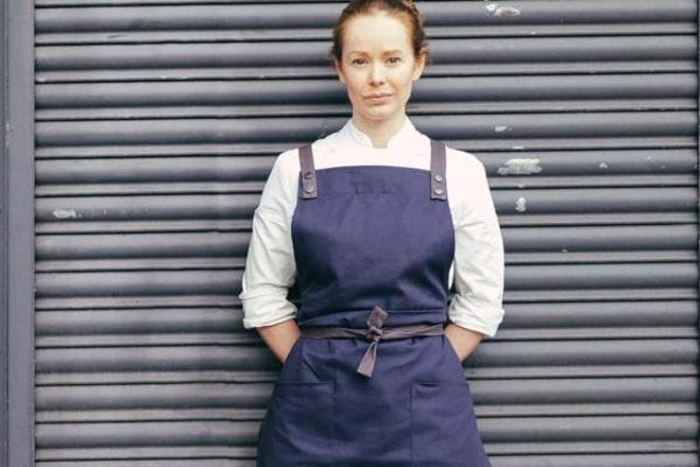 Head chef and owner of The Little Chartroom Roberta Hall-McCarron has returned to BBC Two's Great British Menu