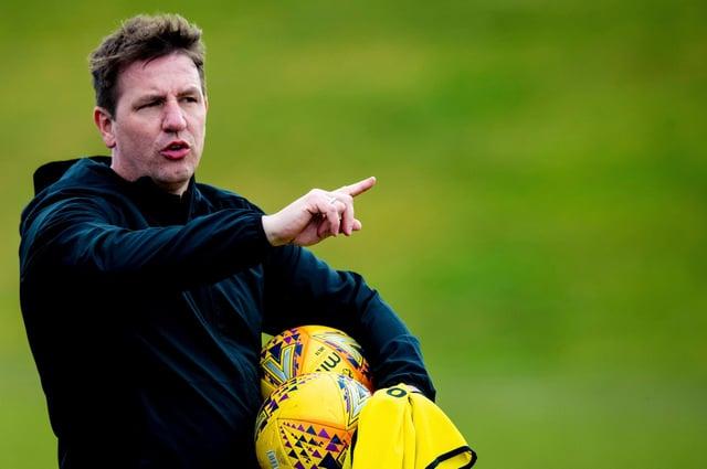 Daniel Stendel is wanted by fans of SV Meppen.