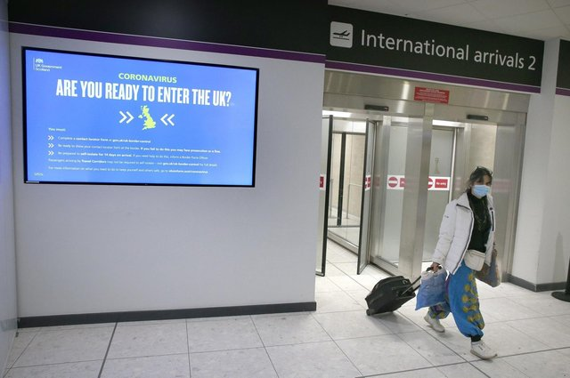Jeane Freeman said 34 people remain unaccounted for after travelling on the same flight as three people who tested positive for the Brazilian Covid strain.