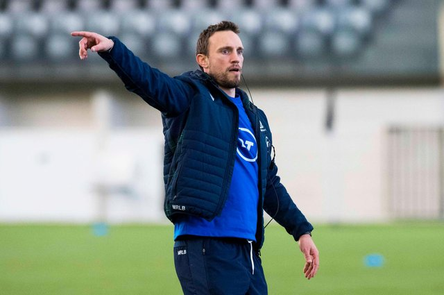 Assistant coach Mike Blair will take charge of Scotland in the summer while Gregor Townsend is on Lions duty. Picture: Paul Devlin/SNS