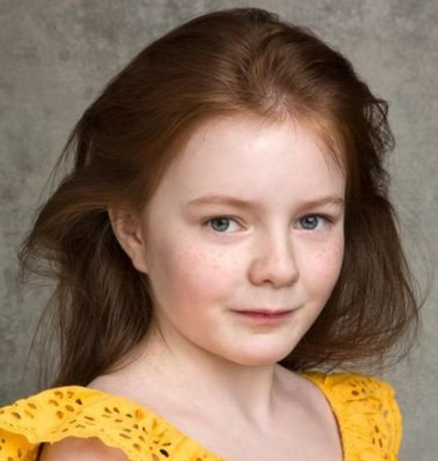 Sophie Clifton, 10, started acting aged six.
