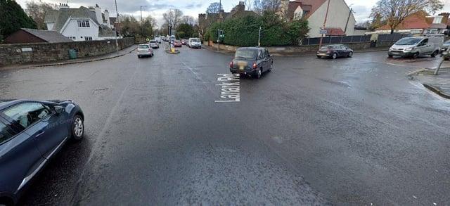 Gillespie crossroads (Photo: Google Maps).