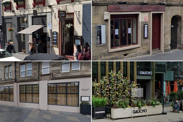 Some of Edinburgh's finest restaurants have now reopened - or will be reopening in the coming weeks.