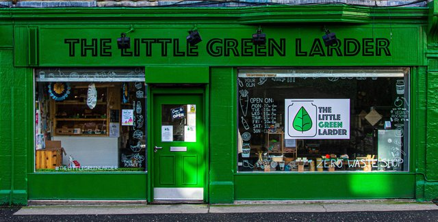 The Little Green Larder