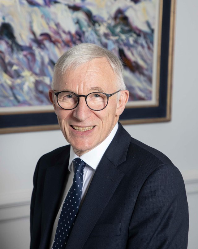 Lord Brodie will chair the Scottish Hospitals Inquiry