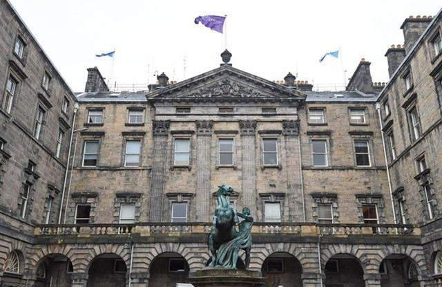 Edinburgh City Chambers - Councillor Ritchie has not attended meetings for months