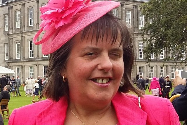 Sylvia Paton is one of the campaign group's organisers