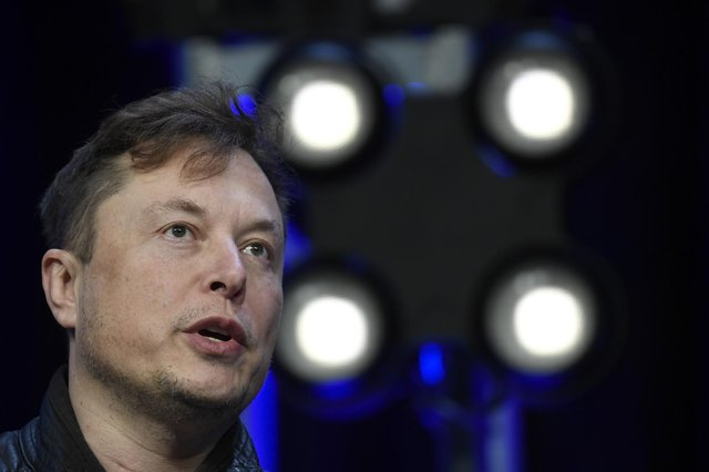 Tesla and SpaceX Chief Executive Officer Elon Musk (AP Photo/Susan Walsh, File)