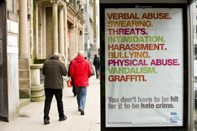 The Hate Crime Bill has passed its Stage 1 hurdle in the Scottish Parliament.