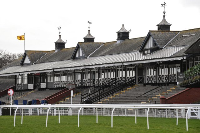 In a carefully managed event, the East Lothian track will admit 250 racing fans in the first steps towards lifting Covid-19 restrictions and resuming normal racing.