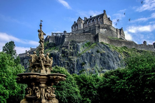 """Edinburgh has been named one of the most """"forward-thinking"""" cities in Europe."""
