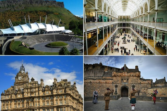 We asked you for your favourite buildings in Edinburgh. Here are 12 of the most popular.