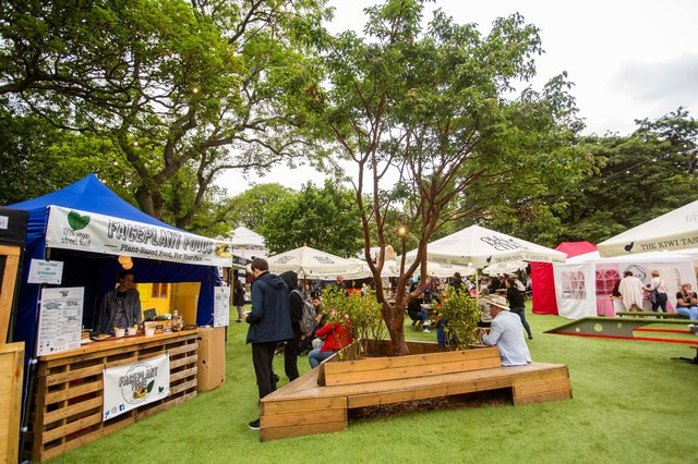 The Edinburgh Food Festival is back for 10 days from July.
