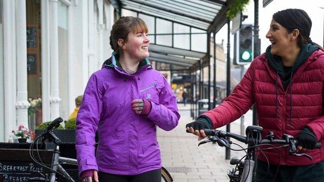 Sustrans firmly backs car-free streets to boost women's safety