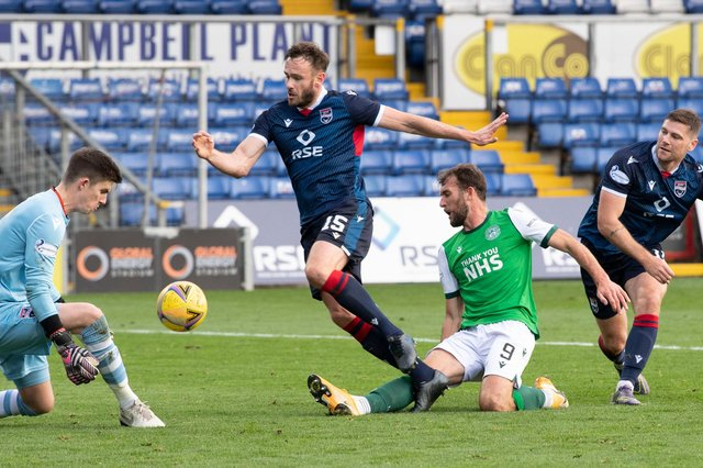 Hibs drew a blank last time in Dingwall but will hope to rectify that this weekend