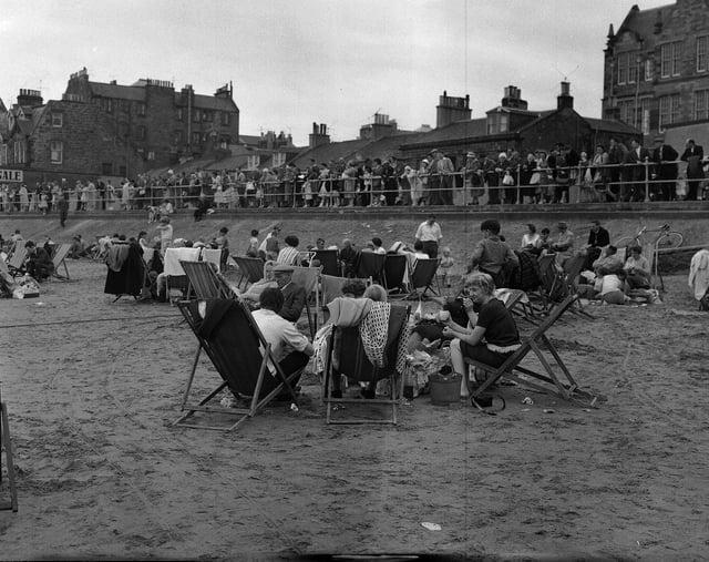 Portobello Beach, 1961.