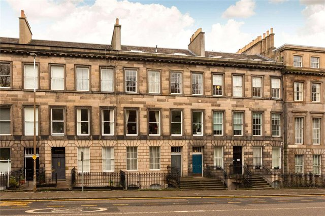 Leopold Place properties often change hands for more than £500,000