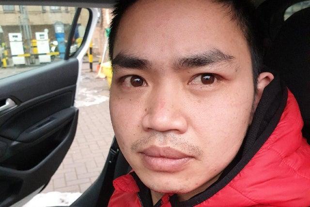 Vo Van Tu, 17,was last seen in the Calder Gardens area at around 7.30am on Wednesday, April 21 (Photo: Police Scotland).