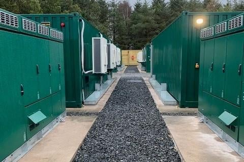 Byers Brae battery project, located near Wester Dechmont, Livingston, is a battery-only site which commenced commercial operations last month.
