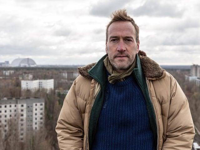 Ben Fogle visits Ukraine in Channel 5 documentary Inside Chernobyl (Channel 5)