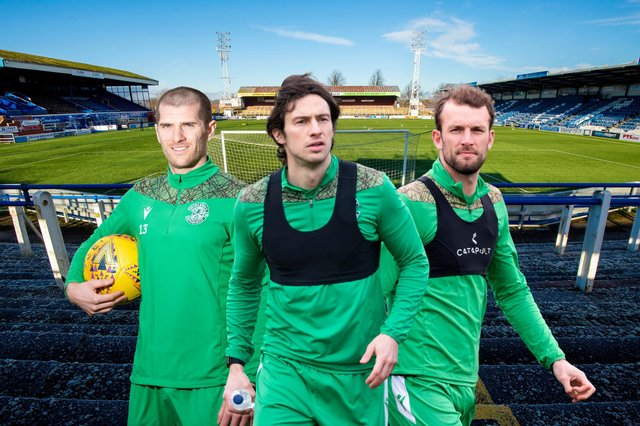 Hibs take on Queen of the South at Palmerston this evening
