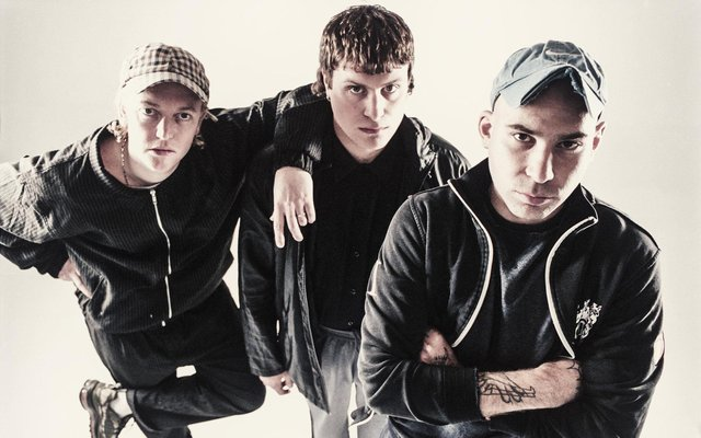 DMA's were forced to reschedule their summer Edinburgh gig for later in the year.