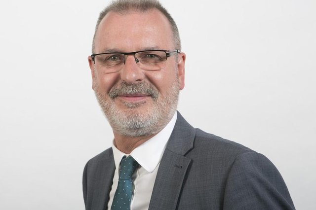 Gavin Barrie resigned from the SNP group in 2018