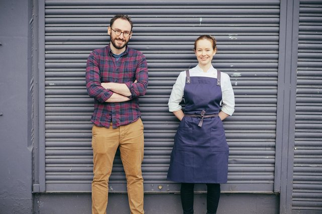 The couple will move The Little Chartroom to bigger premises this year.