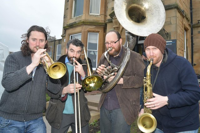 Brass Gumbo play The Beatles
