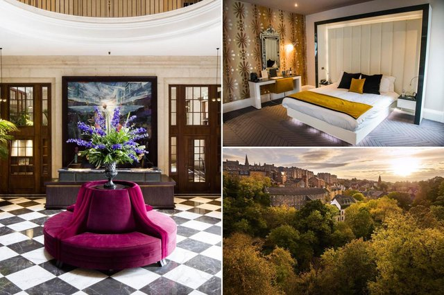 Have you stayed in any of these highly rated hotels?