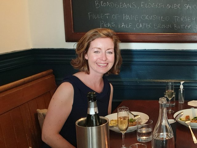 Digital creative and website developer Lucy Lloyd has set up a new Facebook page called Your Table's Ready - Edinburgh which aims to match up city restaurants which have last minute table openings with people who like the idea of a spontaneous night out.