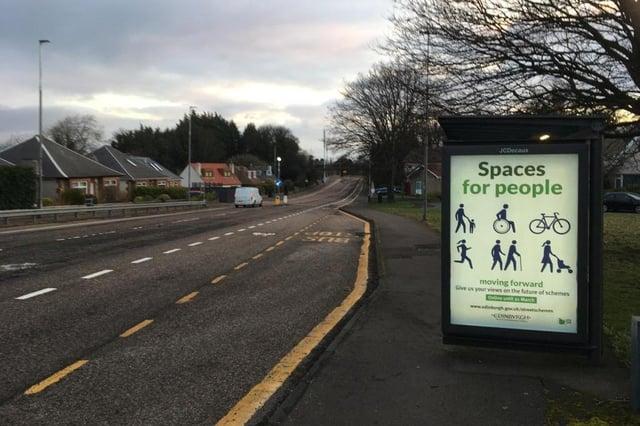 Councillor Jason Rust wants an immediate halt to the Lanark Road scheme