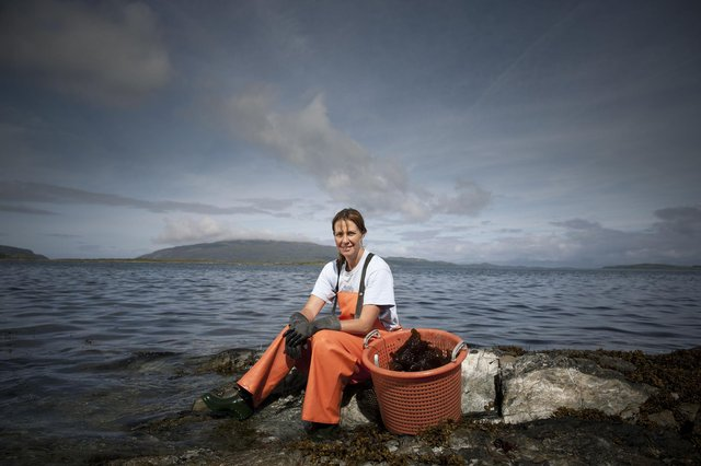 Within two years, Mara Seaweed will be a brand name around the world, the businesswomen forecasts. Picture: contributed.