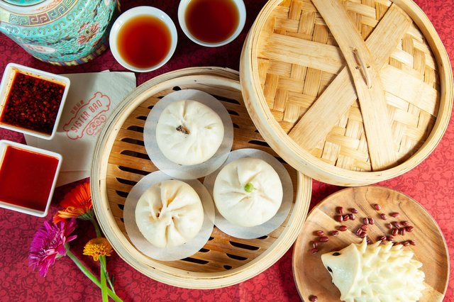 Sister Bao opened on January 1 in the foodie hotspot of Southside